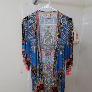 Kimono style (thingy?)